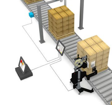What is an RFID reader?