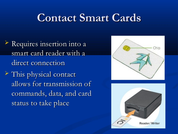 contact smart card 1